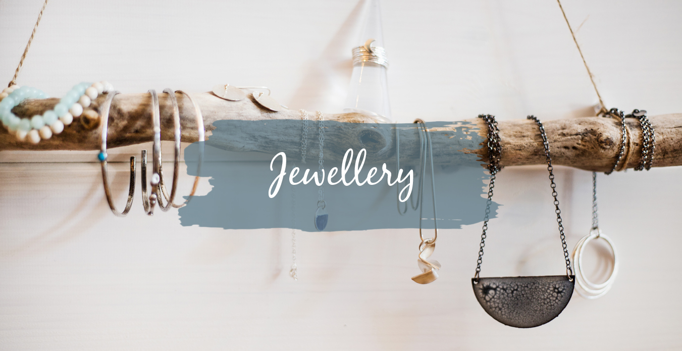 unique jewellery made in scotland by paper isle